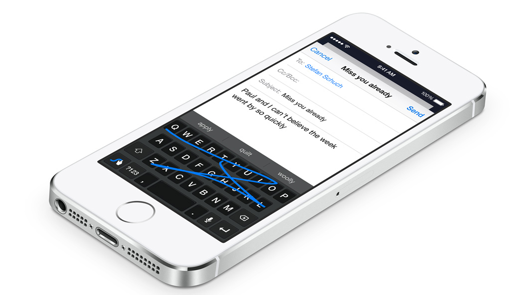 Third Party keyboards iOS 8