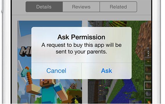 Family Sharing iOS8