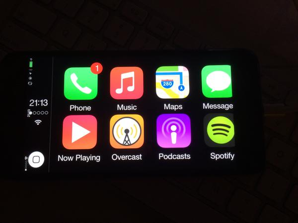 New port brings CarPlay to iphone/ipad without external display