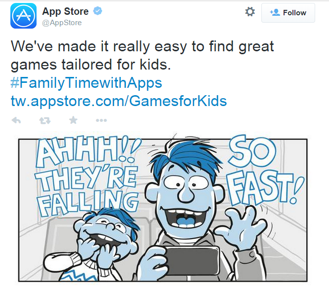 Apple launches games for kids section in App store