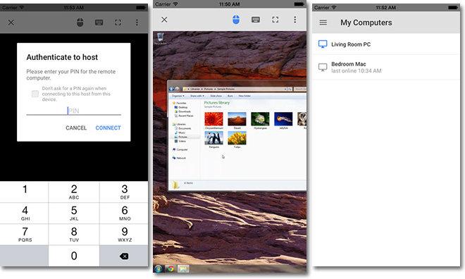 Chrome_Remote