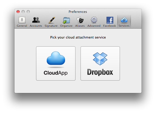 No Dropbox For Mac