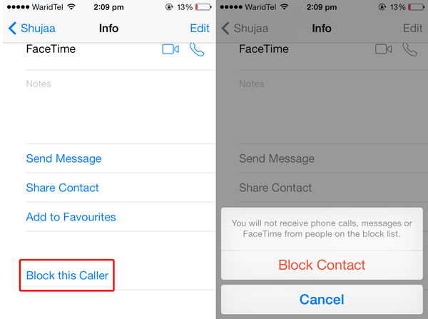 Report-Spam-iMessage-Block-Caller