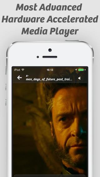 webM video on iPhone or iPad