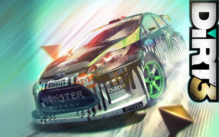 DiRT 3 complete edition now available for Mac on stream