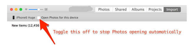 How to Stop Photos App Launching Automatically in OS X