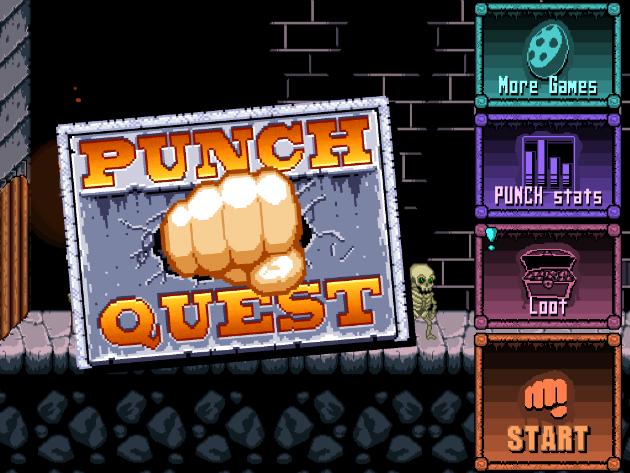 Punch-Quest