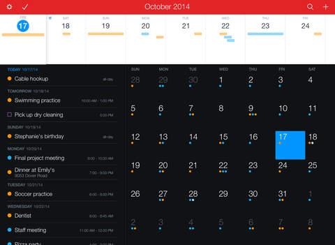 Fantastical for iPadscreen480x480