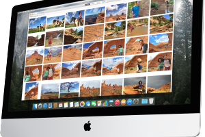 How to set image in Photos for Mac as desktop wallpaper