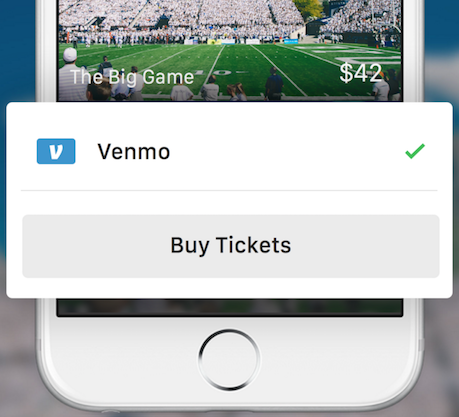 Pay-With-Venmo