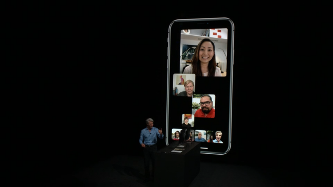 face time group