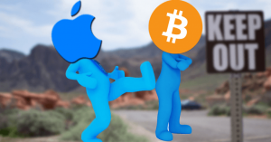 apple crypto ban 1